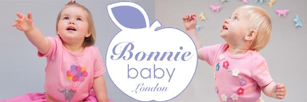 ボニーベイビーの子供服のイメージ