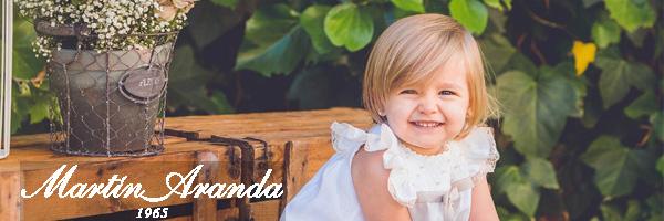 マルティンアランダの子供服のイメージ