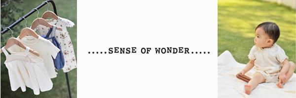 Sense of Wonder(センスオブワンダー)